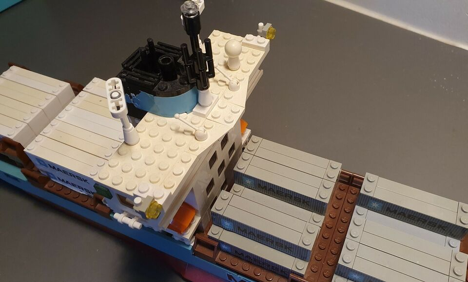Lego Creator, 10155