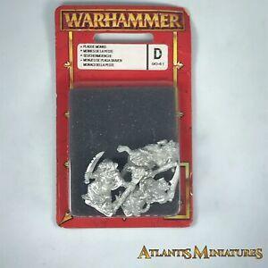 Metal-SKAVEN-plaga-monje-BLISTER-WARHAMMER-edad-de-Sigmar-C1006