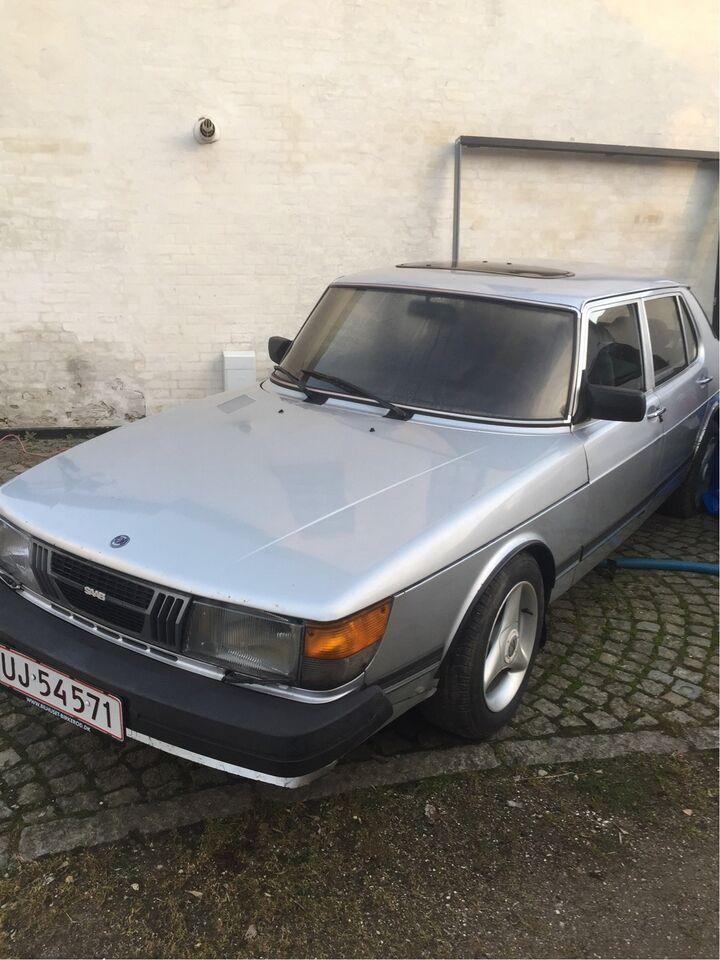 Saab 900, 2,0 Turbo aut., Benzin