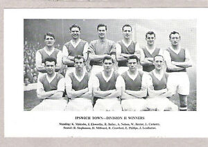 Team Pic from 196162 Football Annual  IPSWICH TOWN  TOTTENHAM HOTSPUR SPURS - Cardiff, Cardiff, United Kingdom - Team Pic from 196162 Football Annual  IPSWICH TOWN  TOTTENHAM HOTSPUR SPURS - Cardiff, Cardiff, United Kingdom
