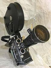 Bolex H16 Reflex REX-5 w/ Angieniux Zoom 16mm F= 12 / 120mm