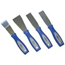 K Tool 70005 - 4pc Stainless Putty Knife Scraper Set