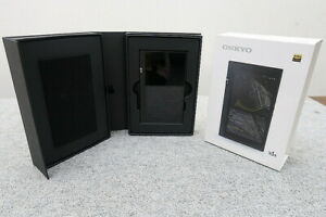 Details about ONKYO DP-X1A Digital Audio Player DP-X1A (B) Black with Box  F/S Music Player