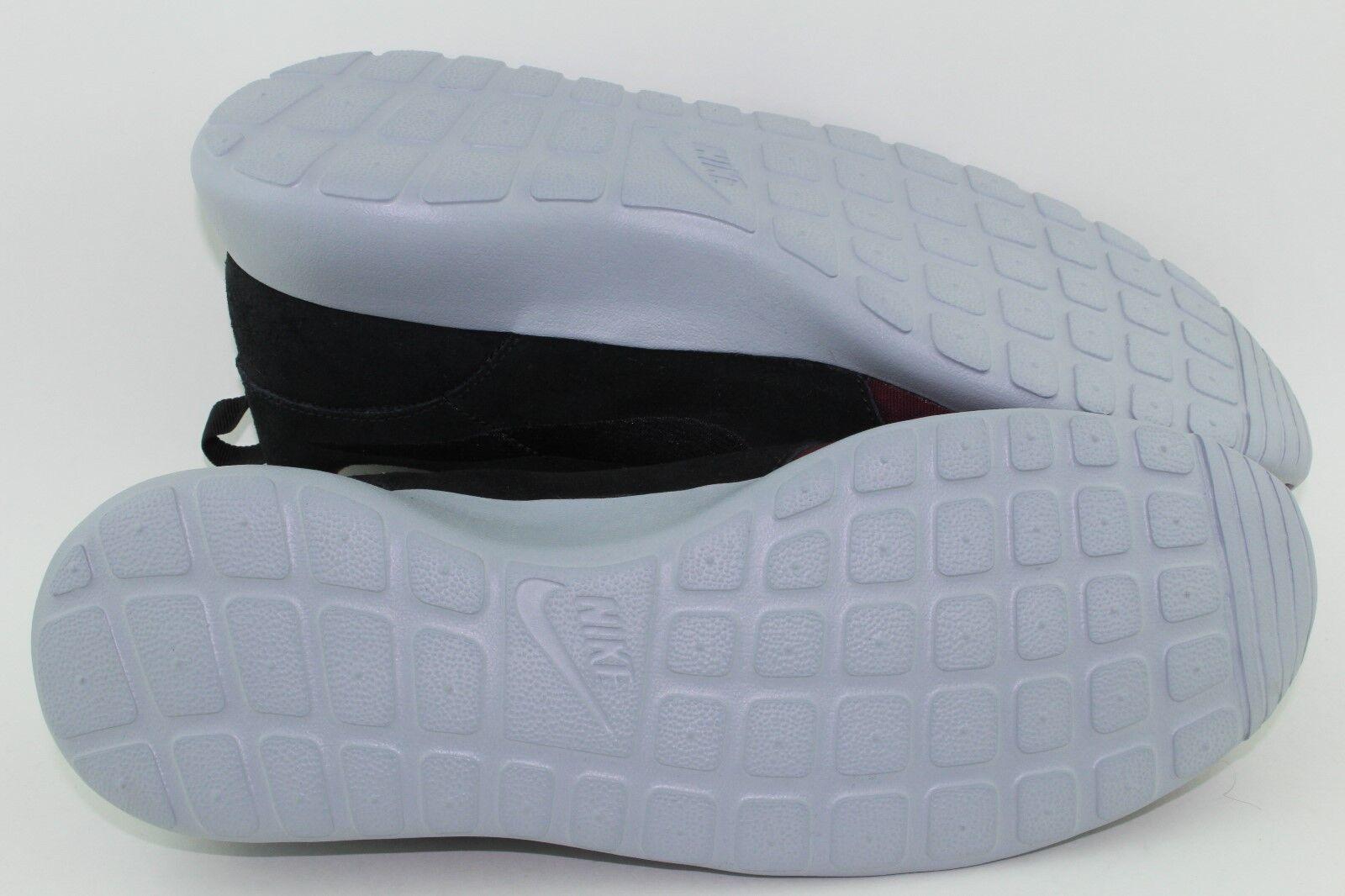 Nike roshe ein ein roshe premium - größe 8,0 männer nacht maroon laufen wohl neue ac74f5