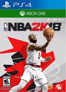NBA-2K18-For-PlayStation-4-Xbox-One-Standard-Edition-Brand-NEW
