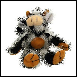 MINI-RAZZLES-PUPPY-STUFFED-TOY-Choose-from-dog-or-cow-Cute-dog-pet-gift