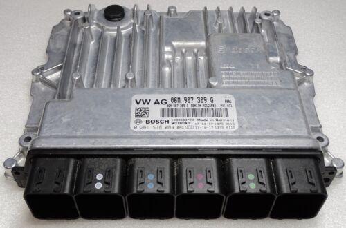 VW AUDI Motorsteuergerät 06M907309G 06M 907 309 G 0261S18084 0 261 S18 084