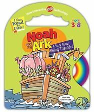 Noah and the Ark : A Story about Being Thankful (2005, Digital, Other) BRAND NEW