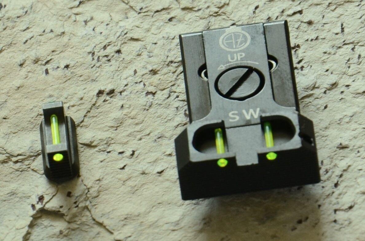 Adjustable Rear Sight Sets with fiber optics for CZ 75 SP-01 Shadow CZ Shadow 2