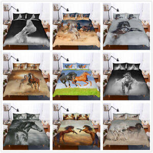 3D-Animal-Horse-Duvet-Cover-Bedding-Set-Quilt-Cover-Comforter-Cover-Pillowcase