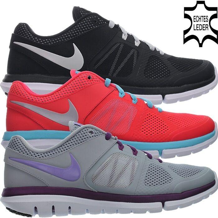 Nike wmns Flex 2014 courir Femmes Chaussures De Course Jogging rouge noir gris nouveau OVP-