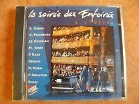 LA SOIREE DES ENFOIRES A L'OPERA - COMPILATION (CD)  Neuf sous blister