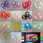 100pcs Colorful Pearl Latex Thickening Wedding Party Birthday Balloon 10 inch