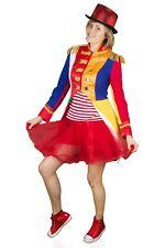 36-54 Karnevalskostüm Damen Frack Kostüm Kostüm Fasching Gehrock Lilla Gr