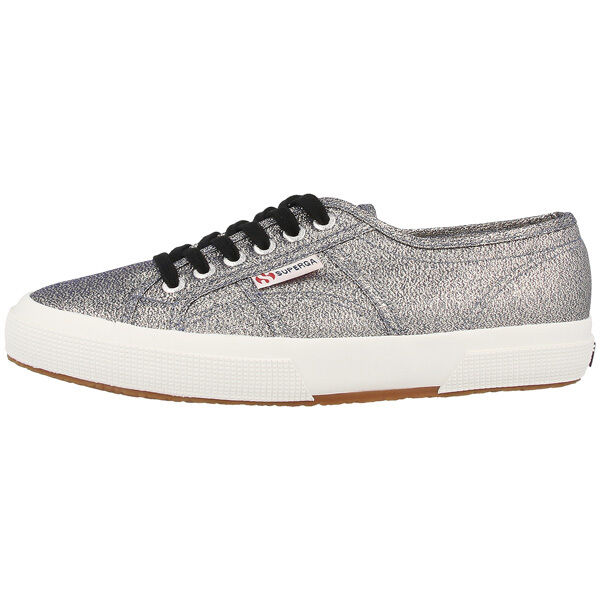 SUPERGA 2750 LAMEW WOMEN SCHUHE grey S001820-980 FREIZEIT FASHION SNEAKER