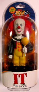 Solar Powered Hilfreich Es It Pennywise Body Knocker Wackelfigur 1990
