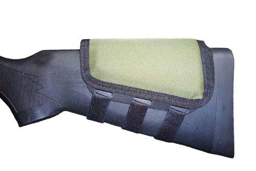Cheek Riser CheekRest by ITC Marksmanship Olive Cordura Rifle Cheek Pad