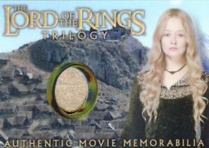 Lord-of-the-Rings-Trilogy-Chrome-Eowyn-039-s-Edoras-Stables-Dress-Costume-Card