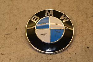 BMW-Serie-1-Embleme-8132375-E87-Hayon-Capot-Avant-Badge-2011