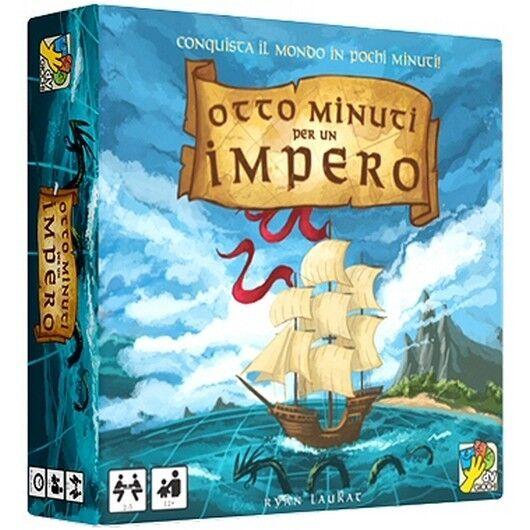 Åtta minuter för ett Impero - spelbord, New, Italiano