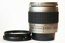 MINT Boxed Nikon Zoom-Nikkor AF-G 70-300 Lens with Warranty For larger DSLRs