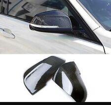 CARBON FIBRE WING MIRROR FULL REPLACEMENT COVERS BMW 4 SERIES F32 F33 F36 2010+