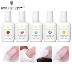BORN-PRETTY-15ml-Nail-Dipping-Powder-System-Dip-Liquid-Pro-Nail-Art-Starter-Kit