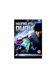 Kung Fu Dunk DVD NEW dvd (SBX453)