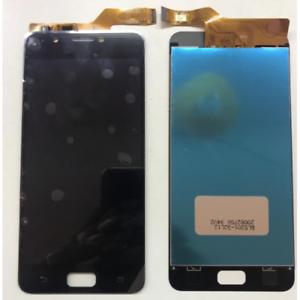 "TOUCH SCREEN VETRO + LCD DISPLAY Per ASUS ZENFONE 4 MAX ZC520KL X00HD 5.2"" NERO"