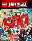 LEGO® NINJAGO(TM) 500 Sticker Band 2 (2016, Kunststoffeinband)
