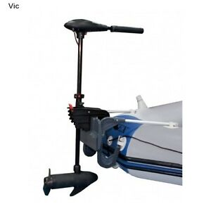 Outboard Electric Mount Transom Trolling Inflatable Boat