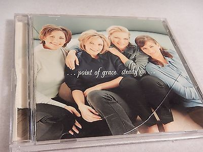 Details about   Steady On by Point of Grace (CD, Aug-1998, Sony Music) Complete