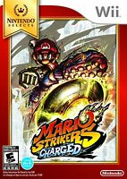 Mario Strikers Charged Nintendo Selects (nintendo Wii, 2011)
