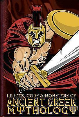 1 of 1 - Heroes, Gods and Monsters of Ancient Greek Mythology (Cherished Library), Ford,