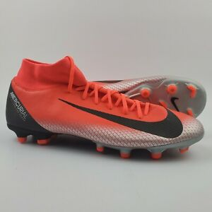 Nike Mercurial Superfly 6 Academy CR7 MG Football Crampons Homme Taille 12 Crimson