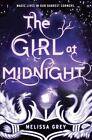 The Girl at Midnight: The Girl at Midnight by Melissa Grey (2015, Hardcover)