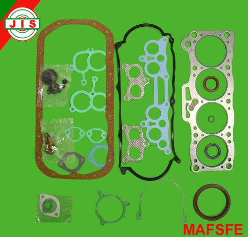 84-87 Mazda 626 B2000 FE 2.0L SOHC Engine Rebuild Kit MAEKFE