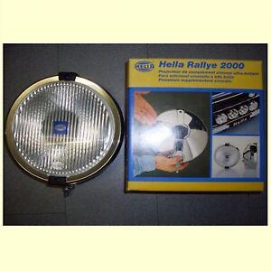 HELLA-Rally-2000-Nebelscheinwerfer-Nebel-Scheinwerfer-Einzelstueck
