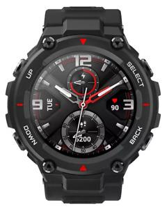*NEU* Amazfit  T-Rex  schwarz 0 MB Smartwatch Fitnesstracker