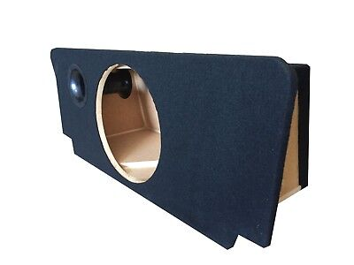 """Sub box for 2005-2015 Dodge Challenger Ported Vented 1-12/"""" Subwoofer Box"""