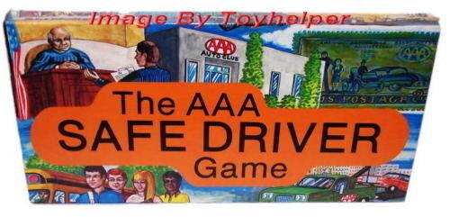 El Controlador de seguridad AAA Juego de Mesa 1st edición 1980 Nuevo En Caja Sellado