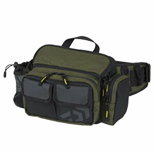 Kc03 DAIWA HIP BAG LT-C Olive From Japan
