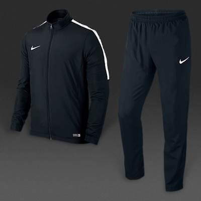 Nike Trainingsanzug Academy 18 Woven Tracksuit blau