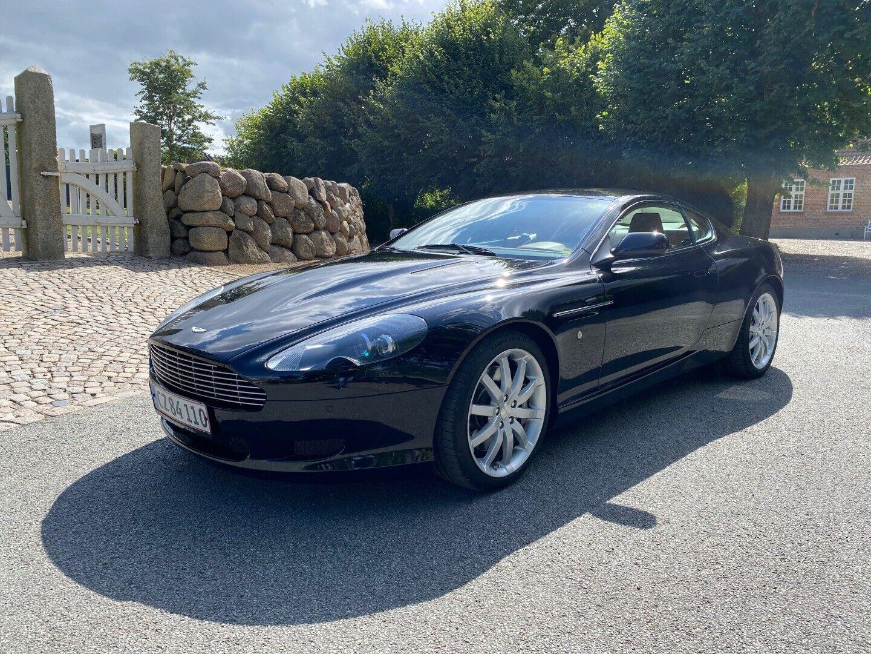 Aston Martin DB9 6,0 Coupé aut. 2d - 5.993 kr.