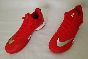 Details about Mens Size 15 Red White Nike Zoom Shift TB Basketball Shoes  942802-600