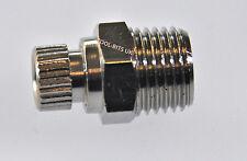 "Válvula de drenaje 1/4"" BSP Para Compresor De Aire-Rosca Macho -! alta Calidad! vendedor de Reino Unido"