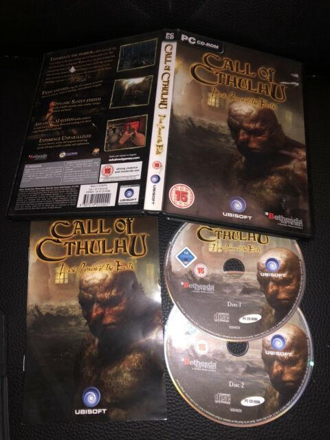 Call of Cthulhu: Dark Corners of the Earth (PC: Windows, 2006)