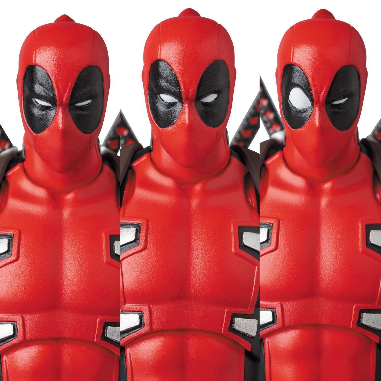 Medicom Medicom Medicom Toy MAFEX Deadpool GURIHIRU ART Ver. Japan version 781410