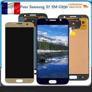 Ecran-LCD-Vitre-Tactile-Pour-Samsung-Galaxy-S7-G930F-SM-G930F-Complet-Display