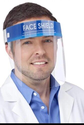 Full Face Visor Mask PPE shield protection UK Stock Reusable Safety Guard